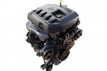 2012 Chevy Colorado Duramax Engine